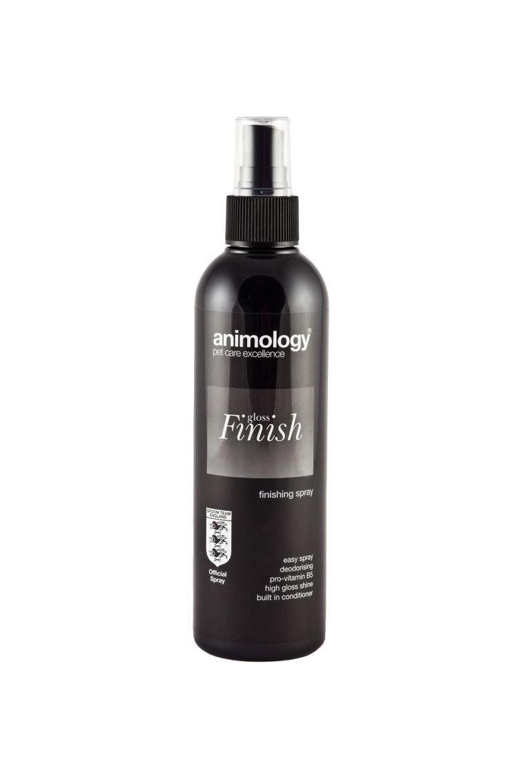 Gloss Finish Finishing Spray 250ml £5.50