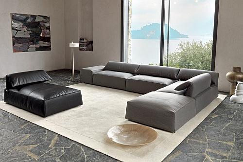 Moderní luxusní italské design pohovky http://JESPEN.cz .