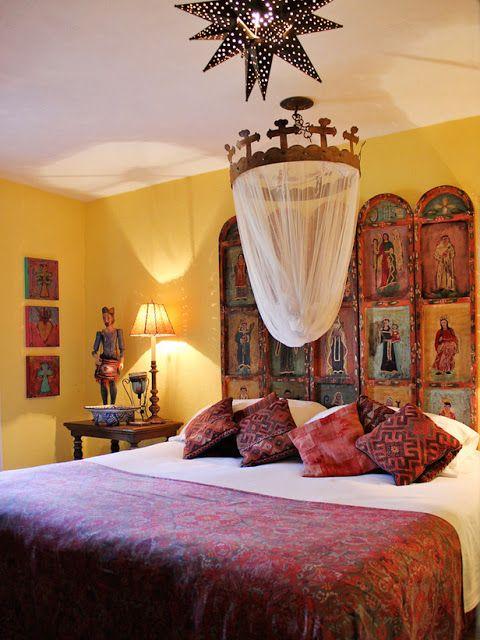 Mexican Home Decorating Ideas - www.sarovargrande.com