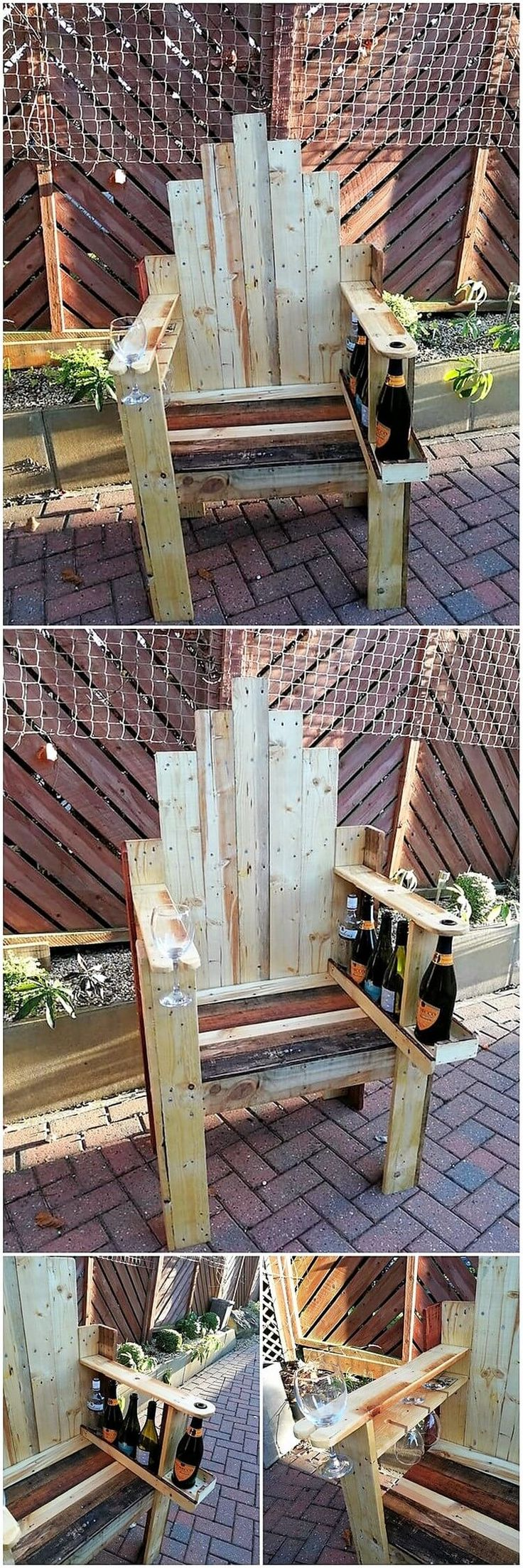 Innovative Wood Shipping Pallets Reusing Tips 1558