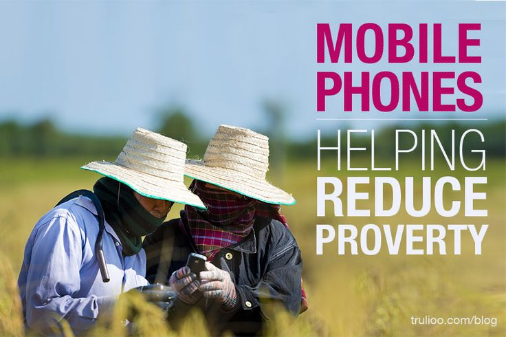 Discover how social enterprises are leveraging mobile phones to effectively reduce poverty around the world. #financialinclusion