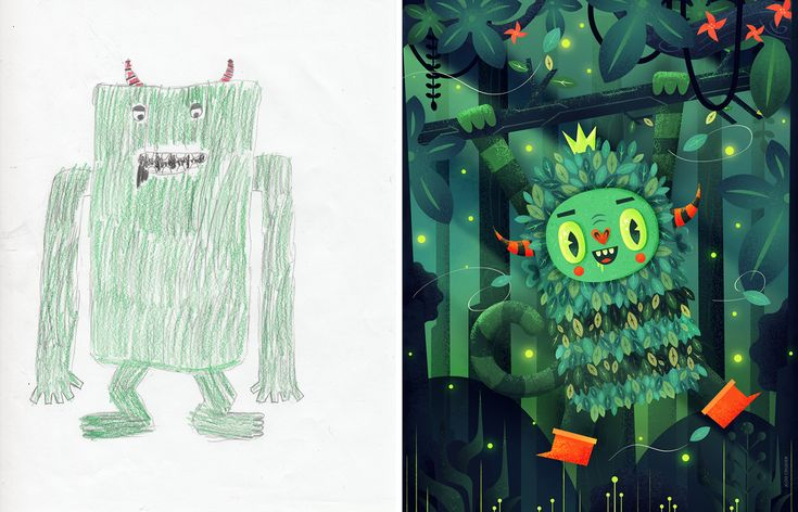 The Monster Project 2016 on Behance