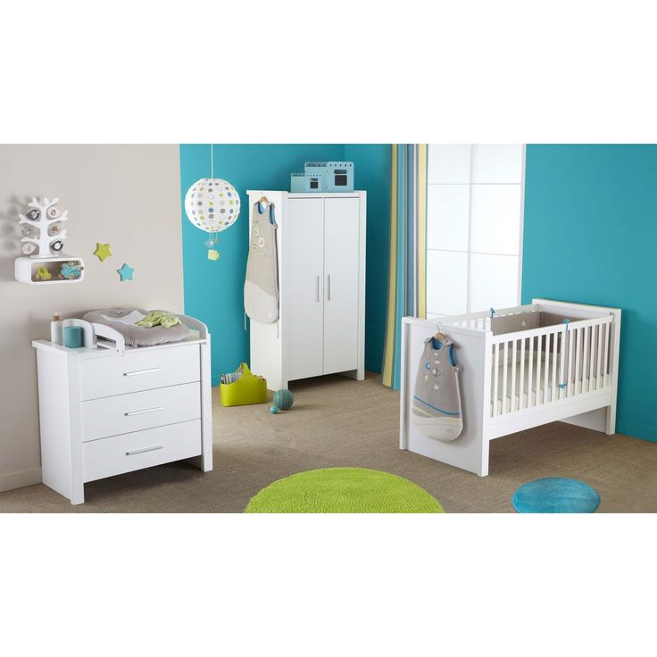 Chambre complète Bébé Goa