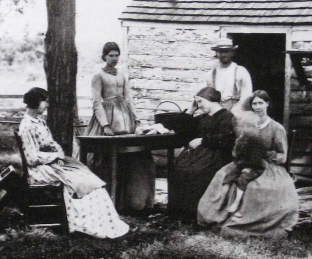 An analysis of the women in the civil war