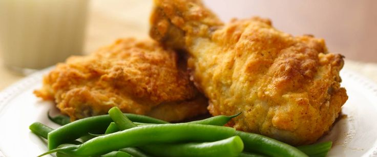 Living gluten freely and craving fried chicken? Try our finger licking version thanks to Bisquick® Gluten Free mix.