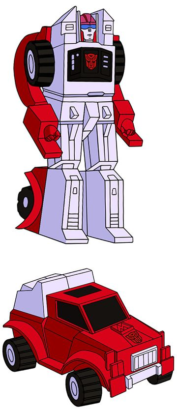 Swerve Transformers G1 Transformers Masterpiece