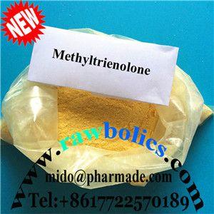 Methyltrienolone Anabolic Steroid Powder mido@pharmade.com