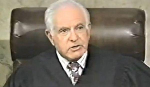 People's Court Judge Joseph Wapner Dies At 97 #FansnStars