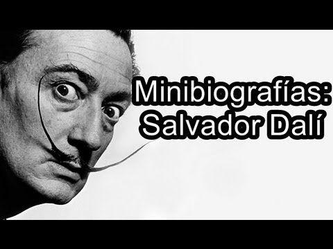 Mini biografía de Dali (bastante rápido) [2.10mn]