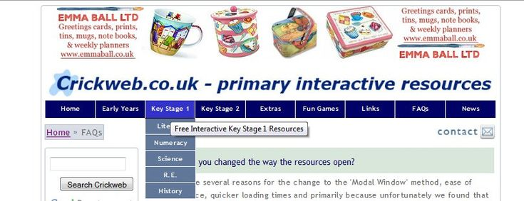 Online Numeracy Resources Part 1