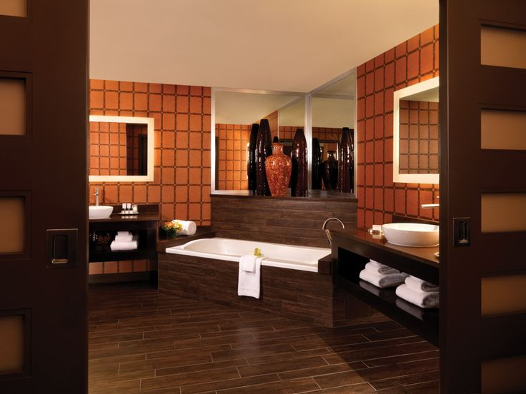 Golden Nugget Las Vegas Bathrooms Were Made For Relaxation