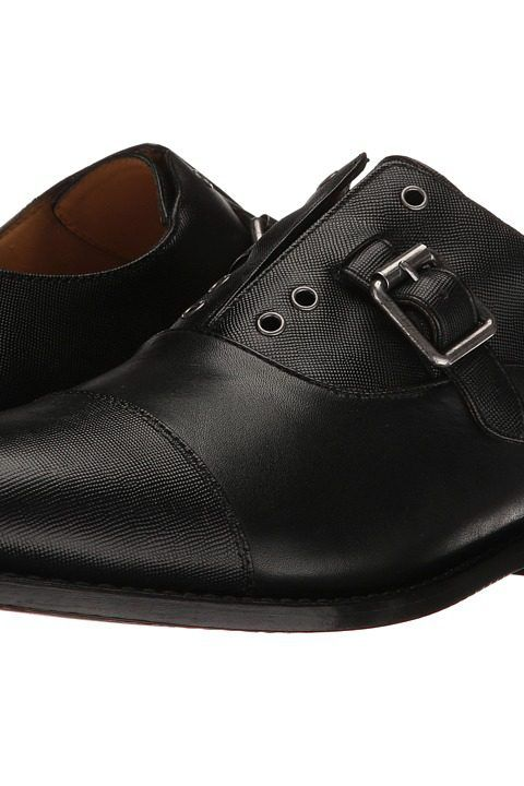 Michael Bastian Gray Label Brando No Lace (Black) Men's Slip on  Shoes - Michael Bastian Gray Label, Brando No Lace, MB1S110-01A-001, Footwear Closed Slip on Casual, Slip on Casual, Closed Footwear, Footwear, Shoes, Gift, - Street Fashion And Style Ideas
