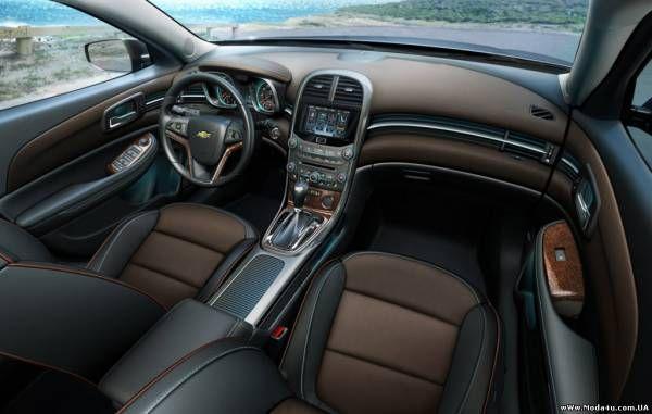 Chevrolet Malibu (Шевроле Малибу) 2013 представлен официально - Женский журнал Мода для тебя! #Moda4u.com.ua - #Авто