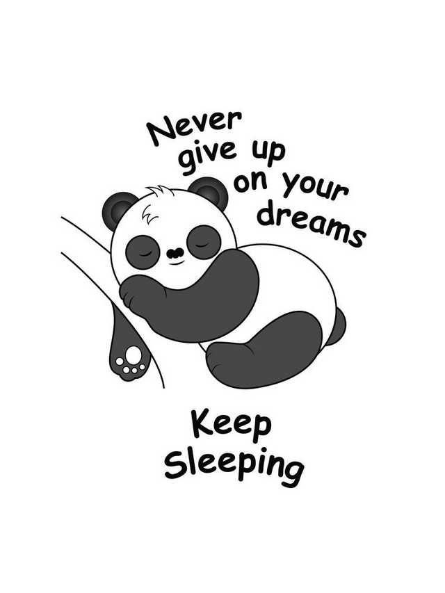 Happy Panda Day Panda Post Cute Panda Wallpaper Illustration Quotes Funny Cute Panda Drawing