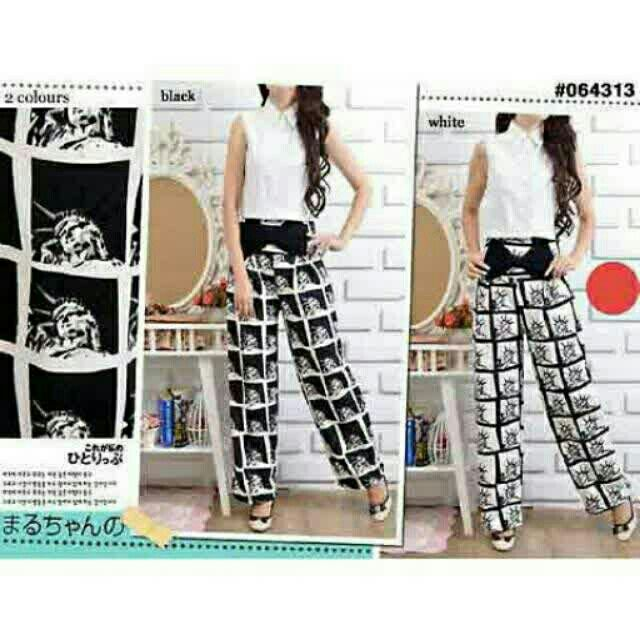 Saya menjual Kulot Modern Pants seharga Rp183.000. Dapatkan produk ini hanya di Shopee! {{product_link}} #ShopeeID