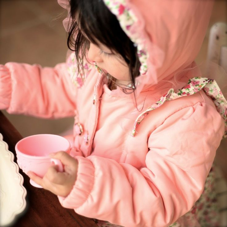 Princess Style Winter Coat from babe