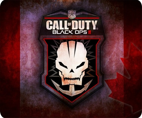 Canadian Flag Call Of Duty Black Ops 2 MousepadOnly 995