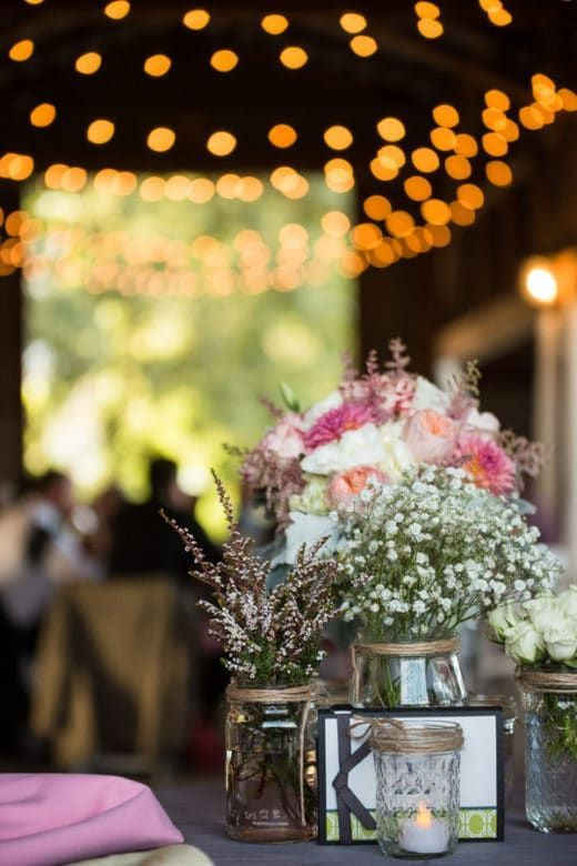 17 Best 1000 images about Rustic Wedding Centerpieces on Pinterest