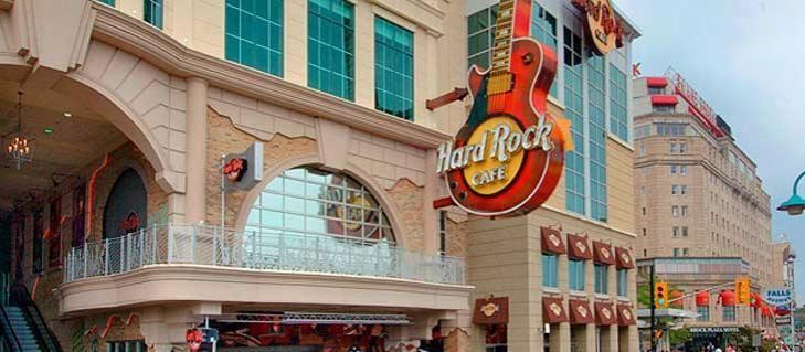 Hard Rock Cafe | Clifton Hill, Niagara Falls Canada
