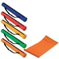 Stain resistant roll-up beach mat www.ccpromos.co.za
