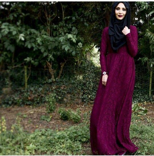 Hijabi fashion. Amenakin.