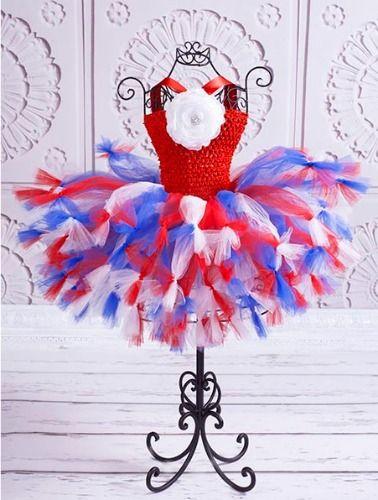 Red, White and Blue Tutu Dress, Tutu Dresses378 x 500 | 66.6KB | www.tutusweetshop.com