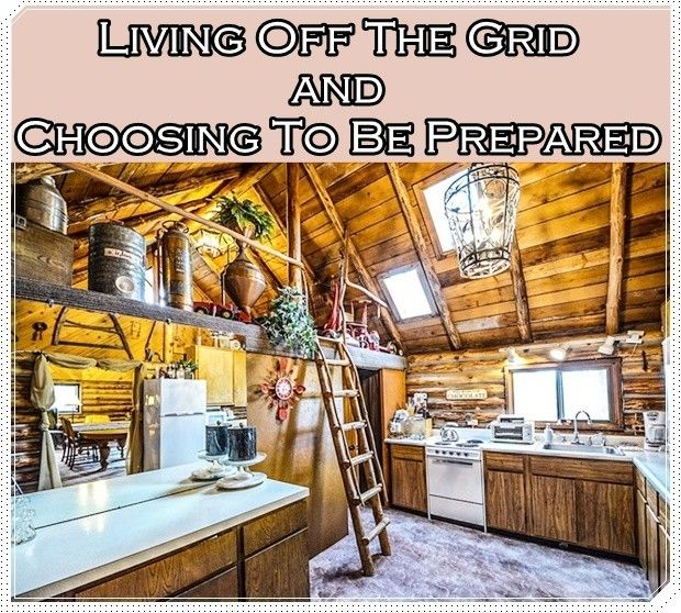 living off the grid Living off the grid means not being hooked up to corporate or municipal utilities if a municipality makes it illegal to disconnect from any given utility, they are in essence making off-grid living illegal.