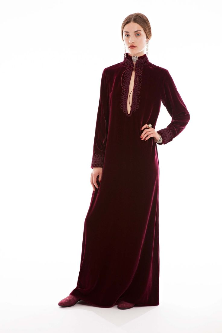 F.R.S For Restless Sleepers Epione Long Dress - click to shop