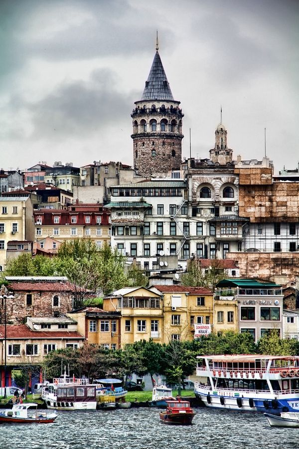 Turkey - Istanbul a world heritage. Facts about Turkey: Area: 779,452 sq km. Straddles two continents; 3% in Europe (Thrace), 97% in Asia (Anatolia). Also controls the Bosphorus Strait and the Dardanelles, vital sea links between the Black Sea and the Mediterranean. Its strategic position has made the area of prime importance throughout history.Population: 75,705,147. Capital: Ankara. Official language: Turkish. 45 languages.