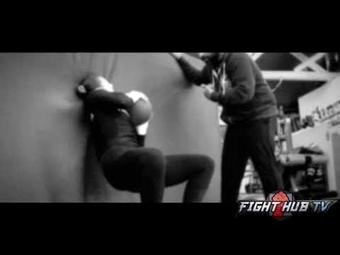 Ronda Rousey vs. Miesha Tate 2: Rousey strength & Conditioning workout  | mma wmma kick boxing martial arts