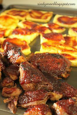 Hawaiian Pork Sandwiches   The Latest Meal Plan