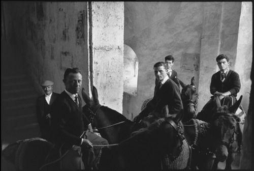 Sicily, 1963.  Ugo Mulas.