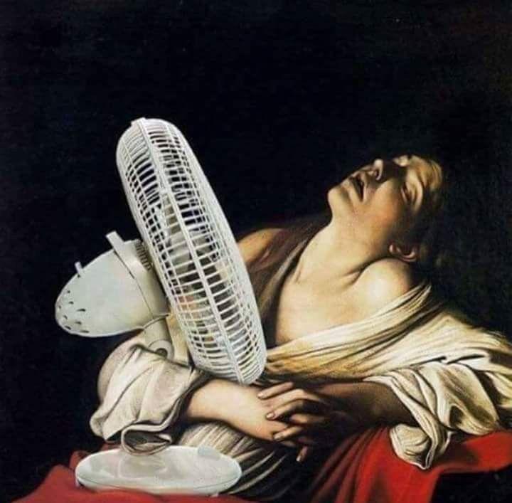 Calor... | Memes de calor, Humor italiano, Memes