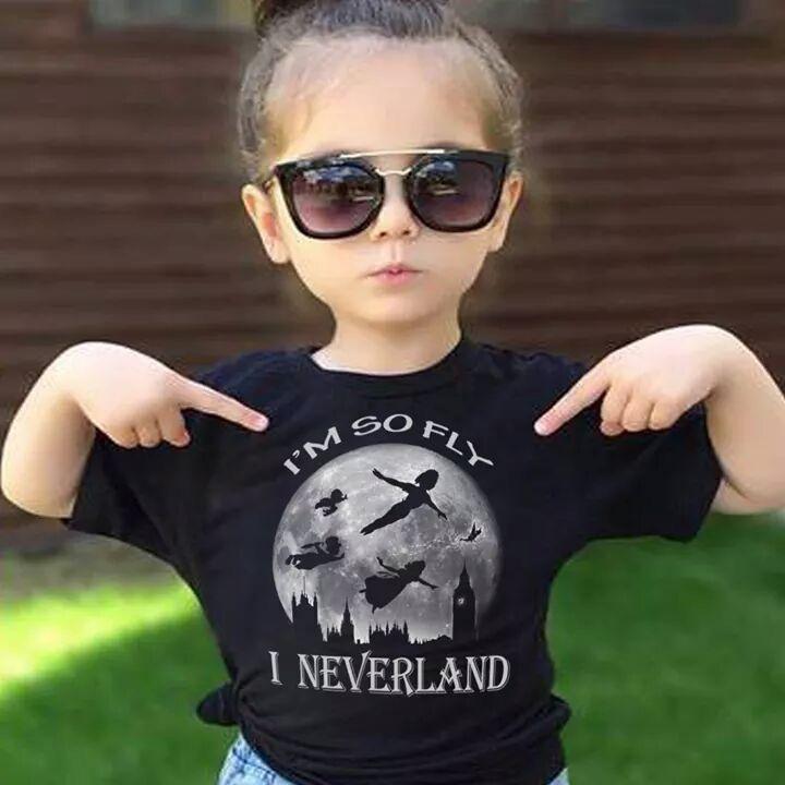 I'm so fly I Neverland