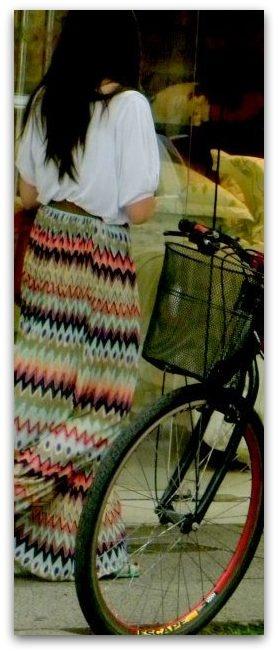 <3 this Missoni long skirt pattern. #jujusfashionbox