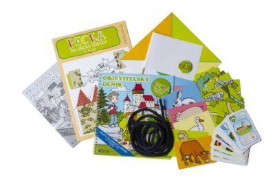 Pecka pro děcka všecka - Výlety na hrady a zámky - děti 3-6 let