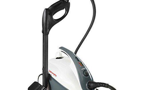 Polti Nettoyeur Vapeur Vaporetto Smart 30 S, Pression 3 Bars, 85 gr Vapeur/min: Débit vapeur réglable ( 0 à 85 gr/ min) Compartiment de…
