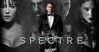 SPECTRE  007 dal 5 novembre al cinema.