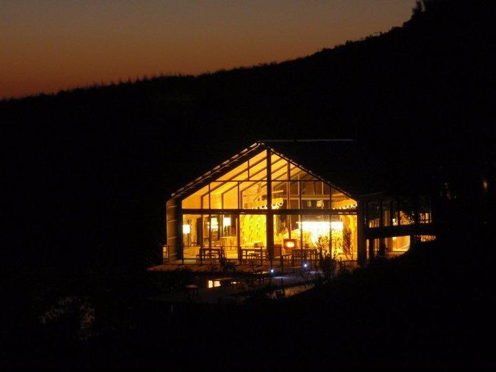 Night Barn...