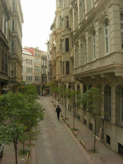 Şişhane Beyoğlu, Istanbul, Turkey