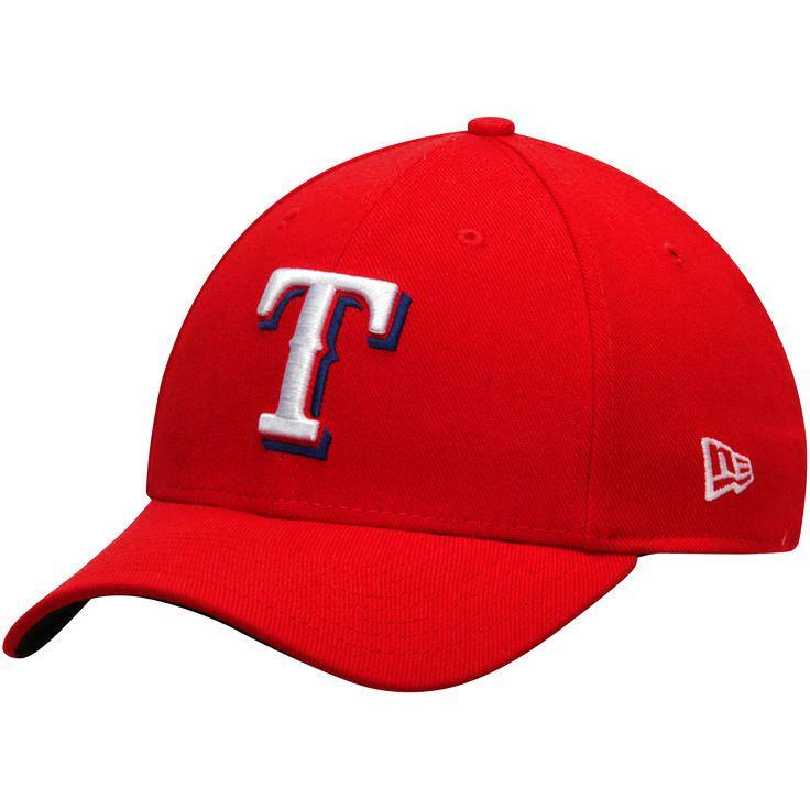 New Era Texas Rangers Team Classic Alt 2 39THIRTY Flex Hat - Red - $19.99