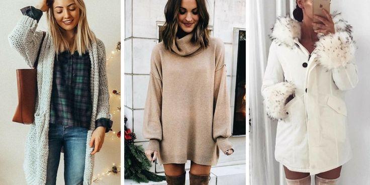 53 Winteroutfits, die jetzt perfekt kopiert werden können – Mode