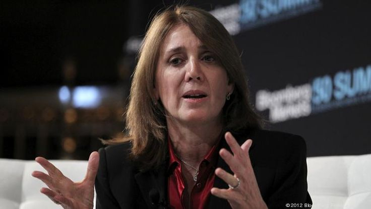 Ruth Porat, former chief financial officer and executive vice president at Morgan Stanley, became Google's CFO in May.