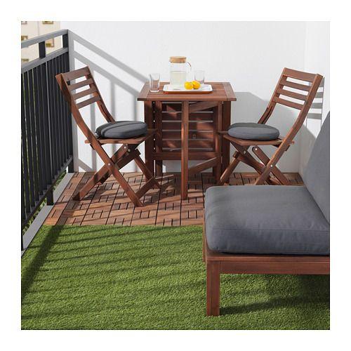 IKEA RUNNEN Artificial Grass Decking, Outdoor