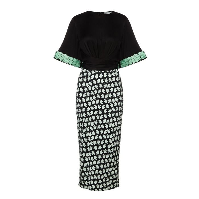 """ISSA"" Lucy Embellished Dress at Brown Thomas"