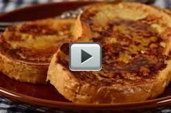 French Toast - Joyofbaking.com