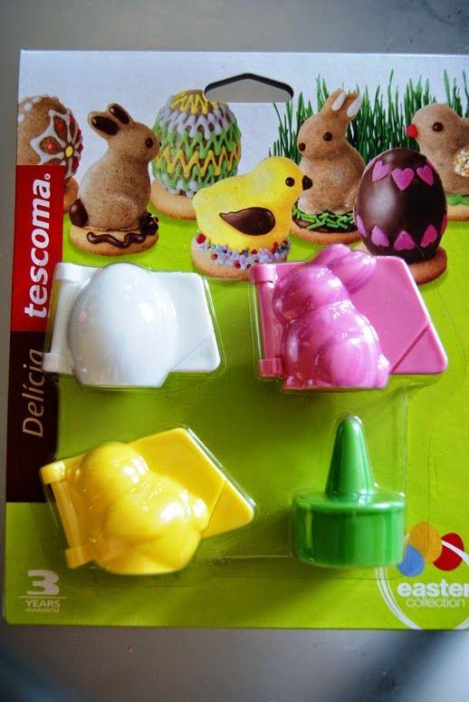 Pani Alicja z bloga Wielki Apetyt przygotowała wielkanocne ciasteczka nadziewane w kształcie uli w wersji z migdałami. Zobaczcie sami jakie cudowne ciasteczka przyrządziła. A foremki dostępne są w naszym sklepie: http://mykitchen.pl/foremki-do-ciastek-ule-Tescoma-Delicia-wielkanocne.html #kuchnia #homedecor #mykitchen
