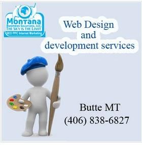 Butte Montana Web Design Programming Services.  http://www.montanabusinesssolutions.com/web-design.html    #Website #Web #Design #Development #SEO #SMM #Services #Marketing #Advertising