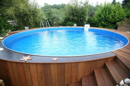 Каркасный бассейн своими руками: пошаговая инструкция   Строительный портал