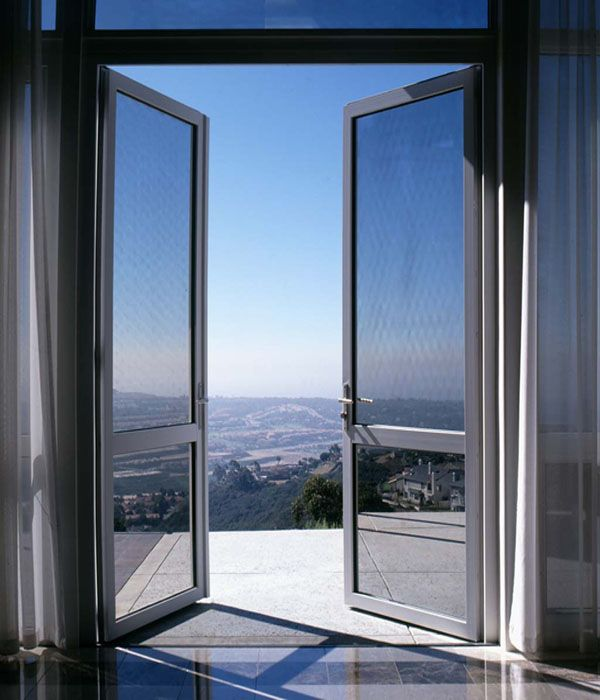 imperial aluminium windows doors pty ltd is door and window industry which provide aluminium window and doors in australia - Modern Exterior French Doors